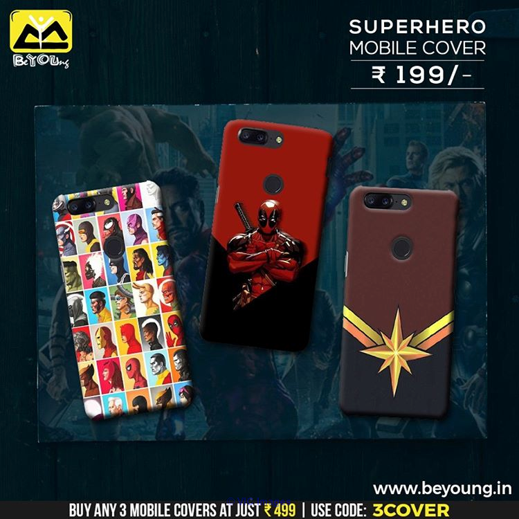 Online Shopping For T-shirts and Mobile Covers-Beyoung kitchener